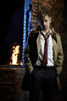 "Constantine (2014-2015) Matt Ryan as ""John Constantine"""
