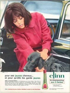 Shampooing Clinn - Jours de France, 9 mai 1964