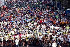 South Africa: Cape Argus Cycle Tour - The Largest participation cycling event in the world!