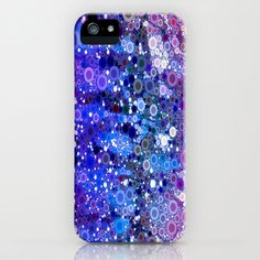 Fizzy A Round  iPhone Case by Miranda Wildman Art - $35.00 get FIVE, count them, FIVE DOLLARS OFF with this handy dandy code http://society6.com/Element5/cases?promo=8dbd9c