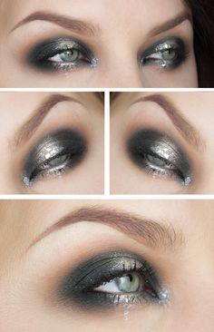 Makeup – Grunge glam holiday