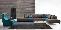 * Итальянский стильный диван Foster от фабрики Ditre * Italian stylish sofa Foster by factory Ditre