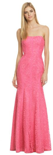 Monique Lhuillier Sweet As Candy Gown on shopstyle.com