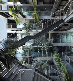 hotel jean nouvel barcelona | Creating a unique atmosphere, a Barcelona based hotel features winding ...