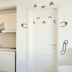 Untitled  #door  animal