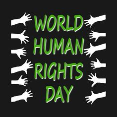 Shop Human Rights Day t-shirt cheapest t-shirts designed by FunnyWinter as well as other cheapest merchandise at TeePublic.