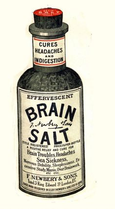 Effervescent Brain Sale, 1890