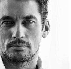 from @cpluscandco - Discover our latest contribution for @mensfolioid featuring @davidgandy_official for the interview of @dolcegabbana light blue campaign.