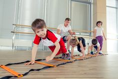Use gross motor skills and a little imagination to do these 13 animal walks. Fun moves for kids to help their motor skills, coordination, and core strength.