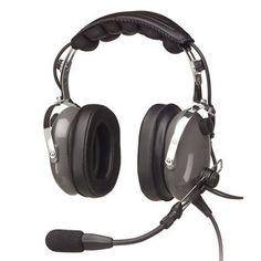 NIB PilotUSA PA-1151ACG Aviation Aircraft Pilot Childs Headset