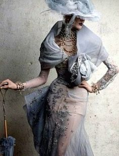 Victorian Fashion (Gallery 3) - Gothic Life