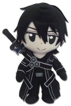 Sword Art Online Plush: Kirito (8 in) #RightStuf2013