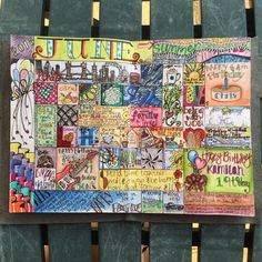 Creative Soul by LMJ: Weeks 4/5 - INCHIES JUNE JOURNAL