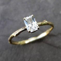 Rocks on rocks on rocks: Engagement Ring Eye Candy - Wedding Party