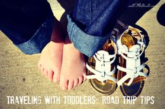 Traveling with Toddlers: Road Trip Tips via East9thStreet.com #sp