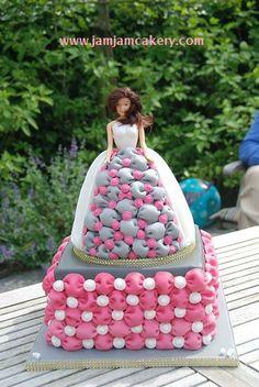 My 9 year wedding anniversary cake.