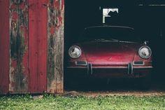 utwo:  Porsche 911S barn find