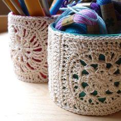 mini pots (make it all pretty!)