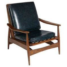 Check out this item at One Kings Lane! Italian Rocking Lounge Chair