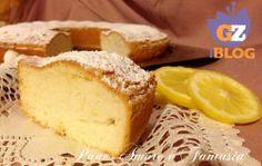 Torta di albumi al limone - golosa ricetta risparmio