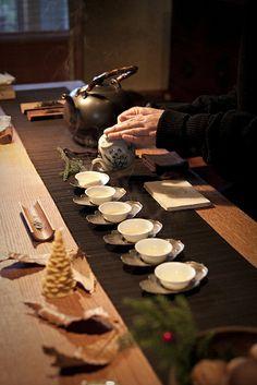 Tea time** by yocca, via Flickr