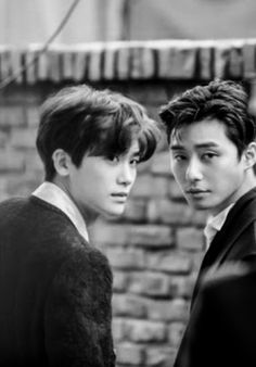 Park Seo Joon & Hyungsik (ZE:A) - Vogue Magazine December Issue '16
