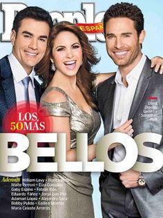 Los 50 más bellos 2013: Lucero, Sebastián Rulli, Jencarlos Canela, David Zepeda y más en la lista