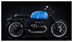 BMW R80 Custom Motorcycles