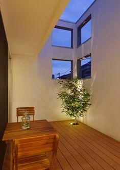 Individual Terrace - New Ideas House Yard Design, Sims House Design, Home Room Design, Home Interior Design, Interior Architecture, Interior And Exterior, Japanese Interior Design, My House Plans, Pergola