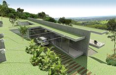 Casa Pendurada – 9 Prêmio Jovens Arquitetos – Arquitetura – Projeto – concursosdeprojeto.org