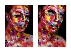 #artisticmakeup # mua #makeup #mua #artist #colourfull #makeupart #makeupartist #facepainting #abstractmakeup #abstractart #fantasymakeup