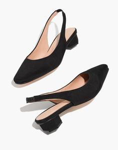 About Arianne Galo Vegan Slingback Shoes in black image 1 Vegan Sandals, Vegan Shoes, Slingback Shoes, Pumps, Heels, Ethical Shoes, Timberland Boots Women, Wedding Flats, Black Image