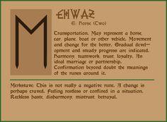 "Twilight Tavern — treading-lightly: Tyr's Aett ""The final Aett. Norse Runes, Elder Futhark Runes, Viking Runes, Magick, Witchcraft, Wiccan, Rune Symbols, Magic Symbols, Runes Meaning"