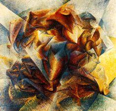 Histoire de l'art - Les mouvements dans la peinture - Le futurisme
