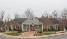 Clubhouse at Collington Station in Bowie, MD