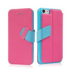 BASEUS LTAPIHMINI-XY02 Faith Leather Case For iPhone 5C