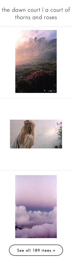 """""""the dawn court 