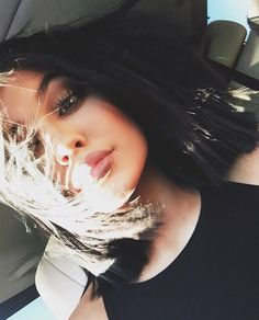 Eyes Kylie Jenner Lips Makeup Perfect Face Image 3614019 By