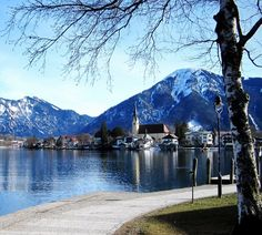 Tegernsee Lake - A beautiful place with warm friendly people in love with life!  Hidden away in the Bavarian Alps of Germany
