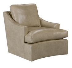 Rockford Swivel Chair from the Winterthur Estate collection by Hickory Chair Furniture Co. Foyer Furniture, Swivel Recliner, Hickory Chair, Winterthur, Armchair, Living Room, Collection, Home Decor, Sofa Chair