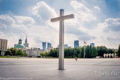 Варшавские прогулки. Краковское предместье и Саксонский сад