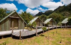 Orangekloof Tented Camp Orangekloof National  - The turn-off to this camp is just down the road from Constantia Nek going towards Hout Bay. The camp itself lies nestled within the ancient Afromontane forest of Orange Kloof. The magic of the forest and ... #weekendgetaways #capetown #southafrica