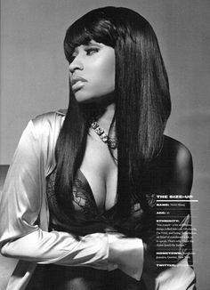 Nicki Minaj - King Magazine (March/April 2011) - nicki-minaj photo