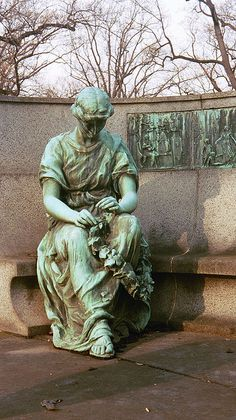 Rock Creek Cemetery, Washington DC,  by B. Ketcham, via Flickr