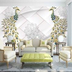 Heimwerker Custom Foto Tapete Europäischen Stil Gold Muster Wandmalereien Wohnzimmer Hotel Luxus Decor Wand Tuch Papel De Parede 3d Paisagem