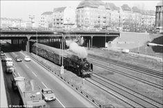 1983 An der Bruecke des Kaiserdamms