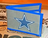 Dallas Cowboys Duct Tape Wallet