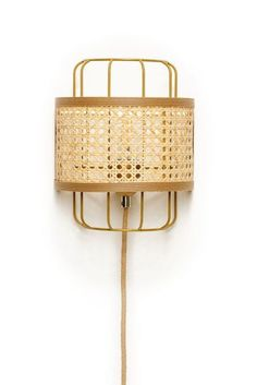 Applique Piwi Piece Cannage - Natural - Home - Design Rattan Furniture