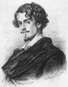 Gustavo A. Bécquer fue un personaje muy importante en el romanticismo