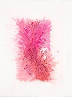 Peter Zimmermann – p_idol, 2015, 60 x 45 cm, Öl auf Leinwand